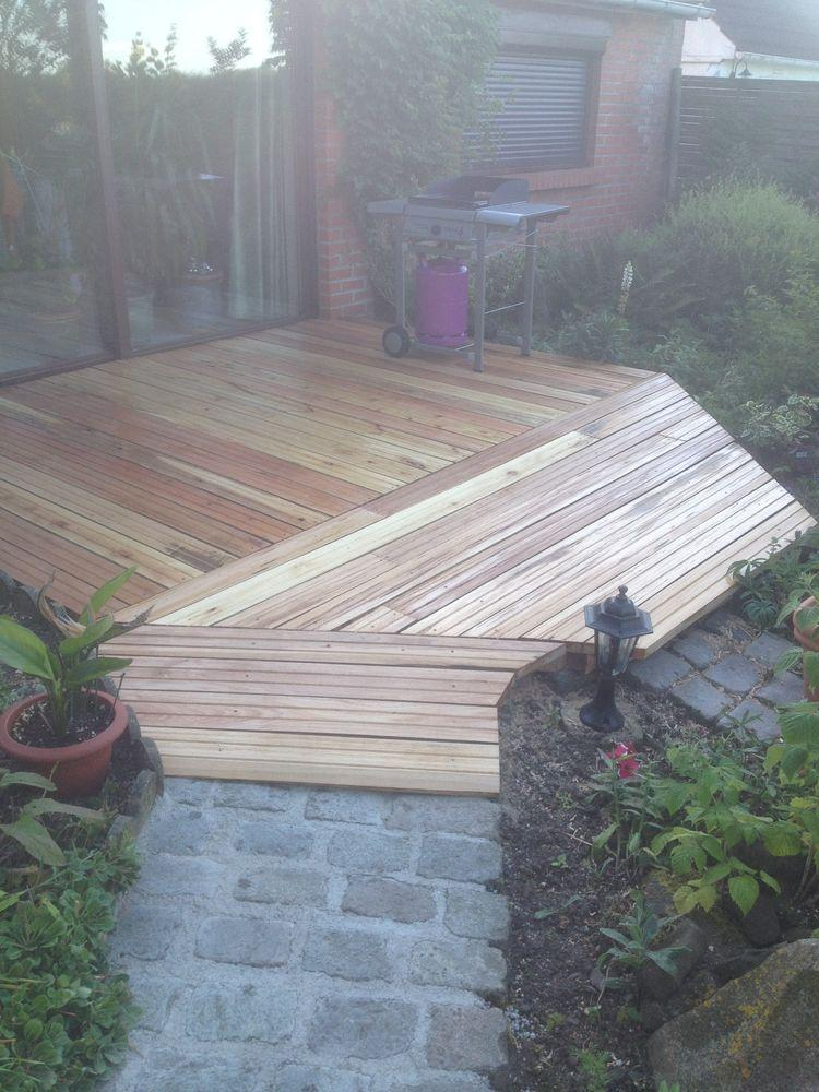 Terrasse en bois - Construction de terrasse près de Cassel